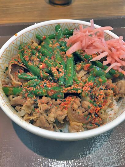 160714すき家東陽町ニンニク牛丼2.jpg