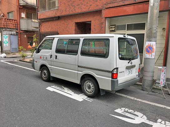 170911文殊本店配送車.jpg