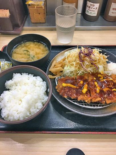 180530松乃家勝どき得朝ロースかつ定食2.jpg