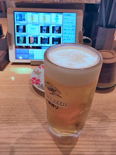 160716銀一丁生ビール.jpg