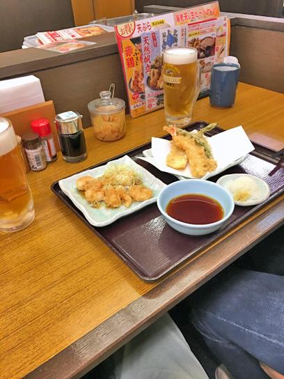 171204てんや蒲田ちょい呑みセット.jpg