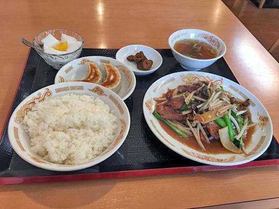 180324たつみやニラレバ定食.jpg