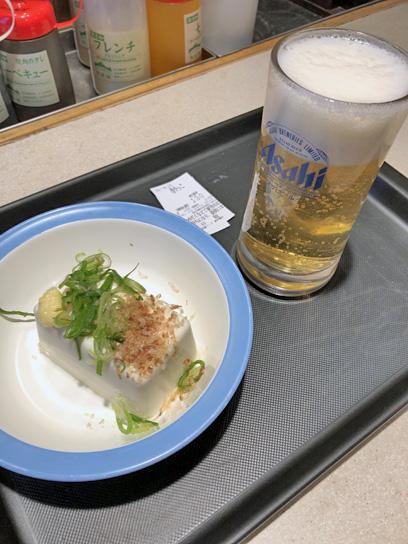 190415松屋新木場生ビール&やっこ.jpg