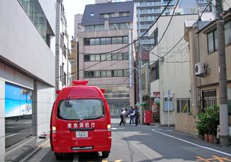 湊郵便局現場検証.jpg